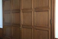 Klassische Aufarbeitung alter Holztüren