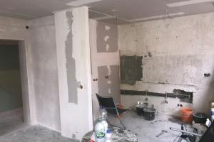Sanierung der Wohnküche